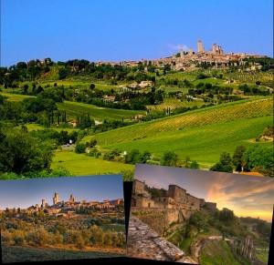 Volterra-S.Gimignano